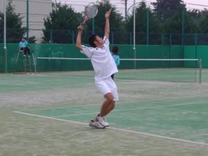 テニス少年